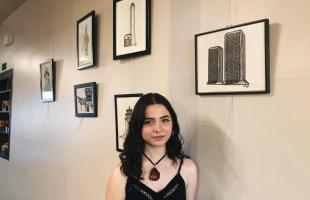 Conoce el trabajo minimalista de Gricey dedicado a Tijuana