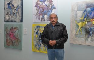 Fallece a los 87 años el artista plástico Álvaro Blancarte Osuna