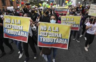 ¿Qué está pasando en Colombia?, protestas por la reforma fiscal