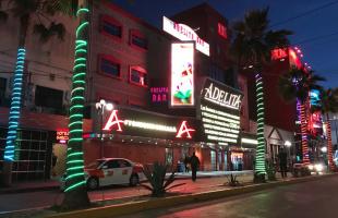 Días de epidemia y encierro; Por la ruta del Centro de Tijuana (sin tapabocas)