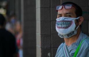 """(Galería) Tijuana en tiempos de pandemia; """"Es lo cotidiano"""""""