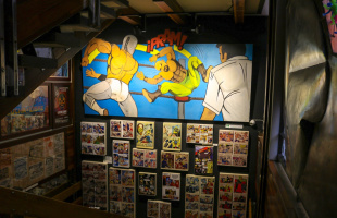 A tres caídas sin límite de tiempo; Museo de la Lucha Libre en Tijuana