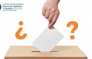 El no votar no es la solución