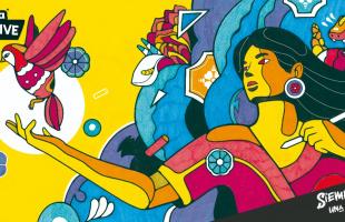 Crayola Alternative presenta una nueva forma de ver el arte en las calles de CDMX, Guadalajara y Monterrey