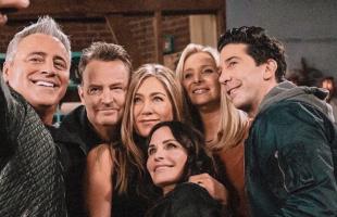 ¿Cómo estás, viejo amigo? Friends: The Reunion