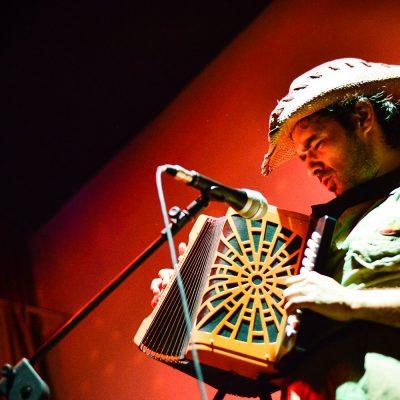 Alguacil: música para la frontera