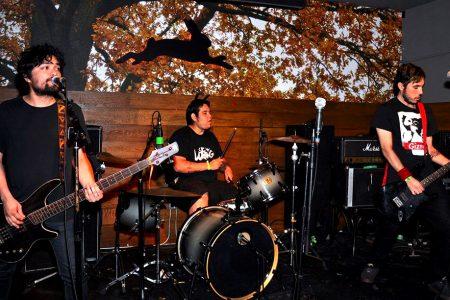 Hablando de punk rock local, talento sí hay