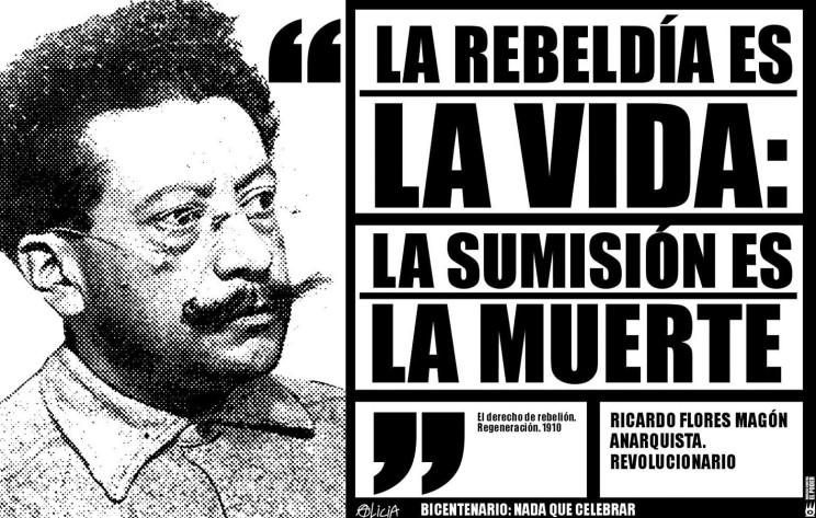 El anarquismo de Flores Magón vive en Tijuana