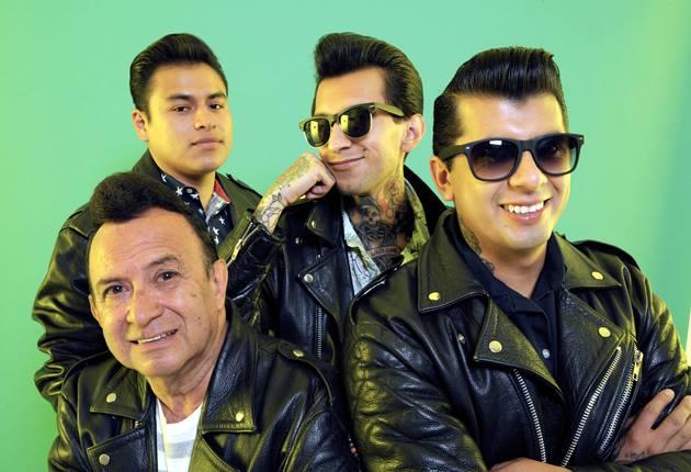 Los Rebel Cats: rockabilly mexicano en Tijuana