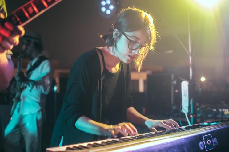 Buena vibra y olas de música independiente en Low Waves