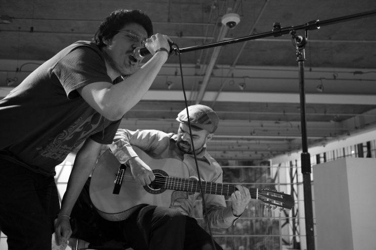 El verso que yo genero: Entrevista a Rojo Córdova