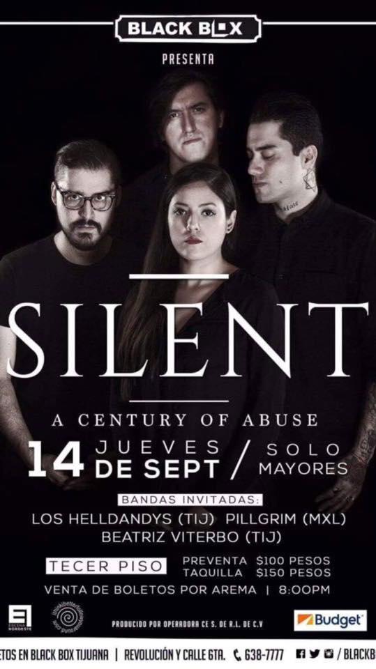 Silent, la vena del punk que se renueva en la Baja