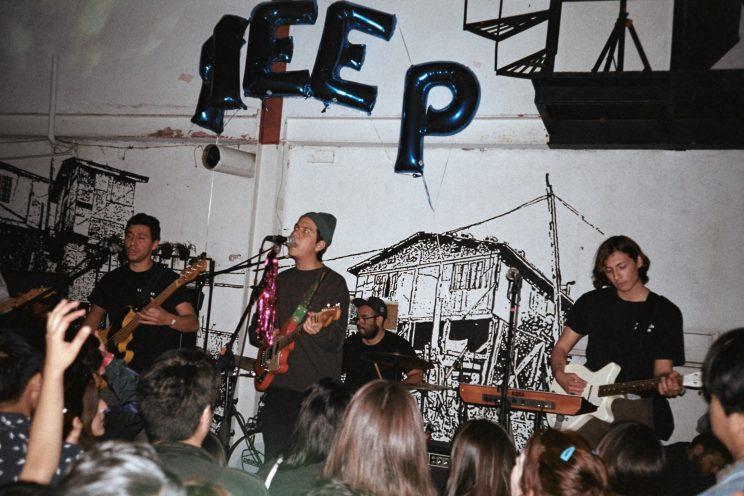 Noche de música en El Patio con Los Blenders y Young Tender