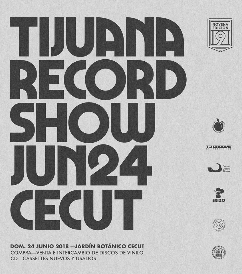 TIJUANA RECORD SHOW