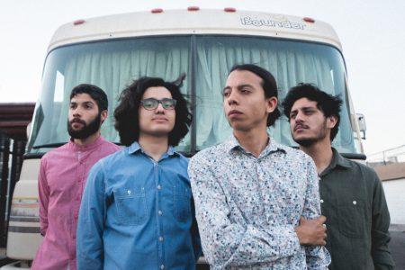 Los calurosos aires de Mexicali descubren 'Pacífico' el primer EP de Narval
