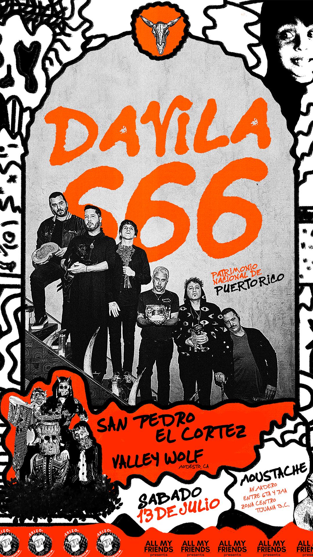 DAVILA666