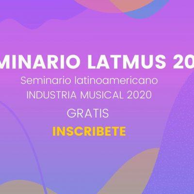 Inicia el Seminario Latinoamericano de Industria Musicaly puedes verlo gratis online