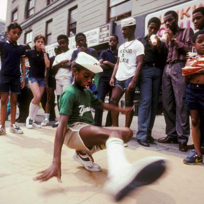 Martha Cooper, la fotoperiodista que documentó los inicios del Hip Hop