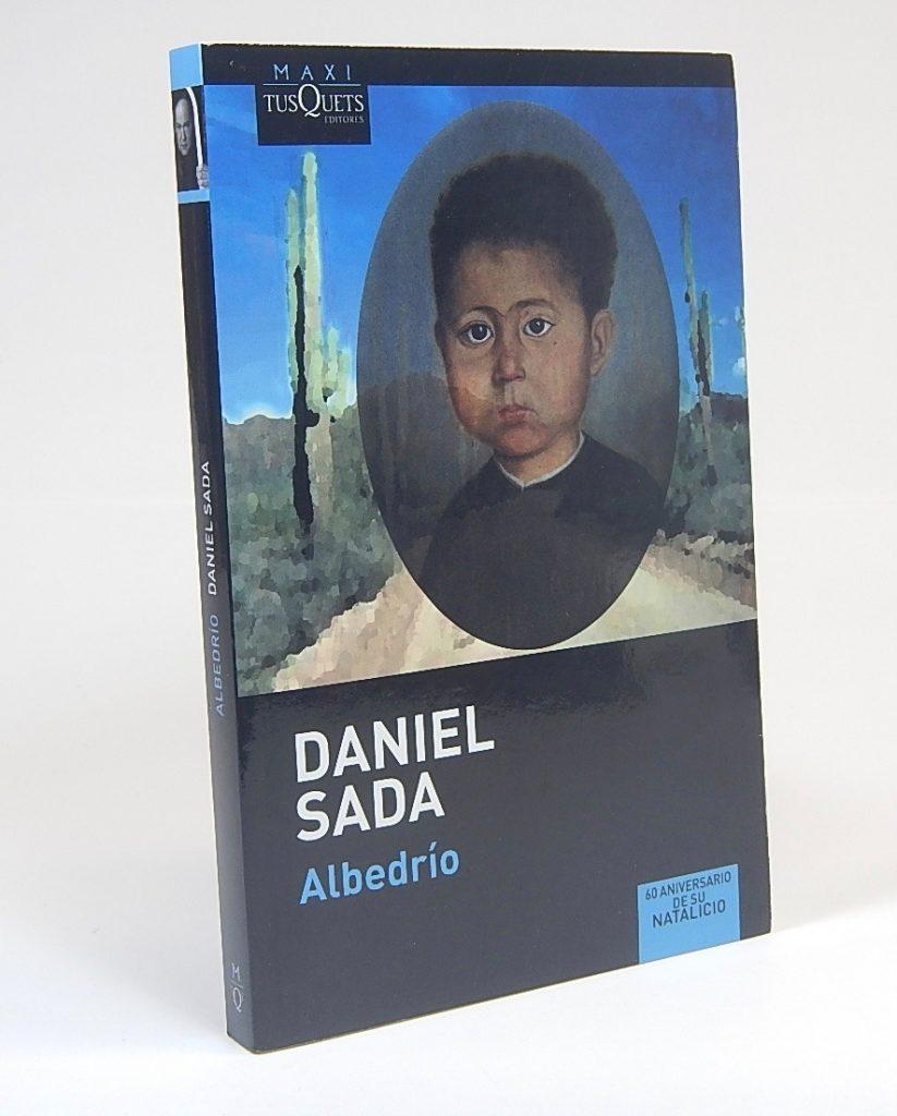 Un momento con Daniel Sada; lectura del libro 'Albedrío' en su propia voz