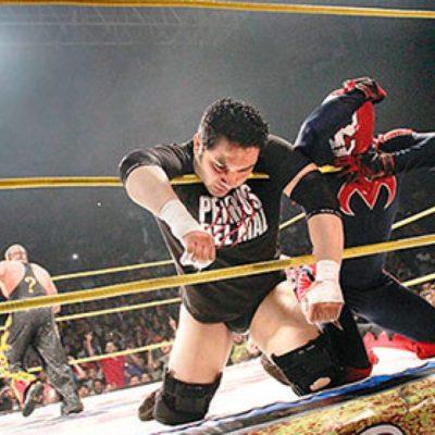 Última batalla del Perro Aguayo Jr.