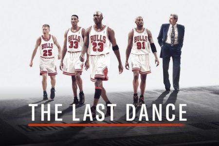 """Ya está en Netflix """"The Last Dance"""", una de las series documentales más esperadas"""
