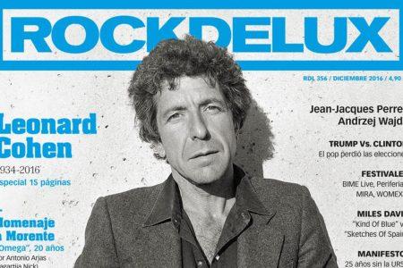 Los 10 momentos más significativos del periodista Víctor Lenore en la revista Rockdelux que hoy dice adiós