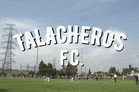 Talacheros FC; documental sobre el futbol llanero en México y sus ídolos del barrio