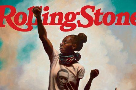 Revista Rolling Stone dedica portada de julio al movimiento Black Lives Matter
