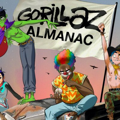 """Gorillaz lanzará el libro conmemorativo """"The Gorillaz Almanac"""" por su 20 aniversario"""