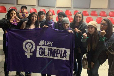 """""""Nosotras hicimos el trabajo de calle""""; Ley Olimpia ya es una realidad gracias a colectivas feministas"""