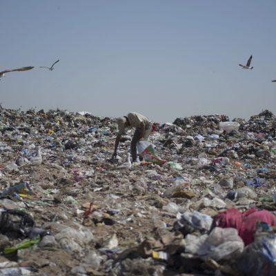 """(Foto) """"Pepenadores""""; La importancia de la labor de reciclar la basura"""