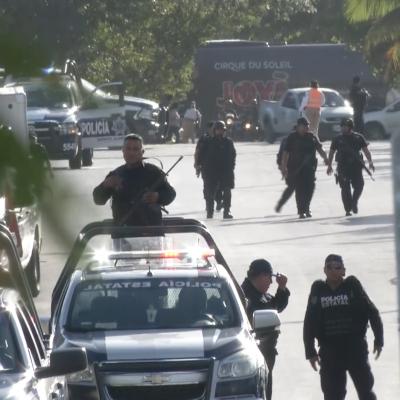 """""""Vivir entre balas""""; Dos crónicas desde la violencia"""