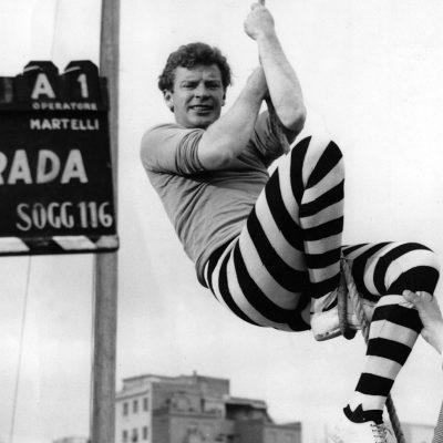 Federico Fellini y Alejandro Jodorowsky a través del circo; aproximaciones y semejanzas
