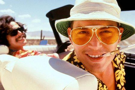 Johnny Depp es Hunter S. Thompson; filmografía de un ícono gonzo