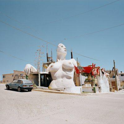 """""""Notas desde la línea""""; Yvonne Venegas y sus retratos melancólicos de Tijuana"""
