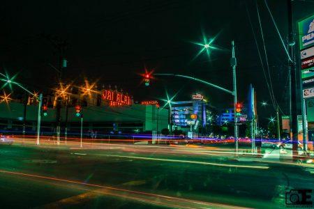 """(Galería) """"Tijuana de Noche""""; Cuando las luces se apoderan de la ciudad"""