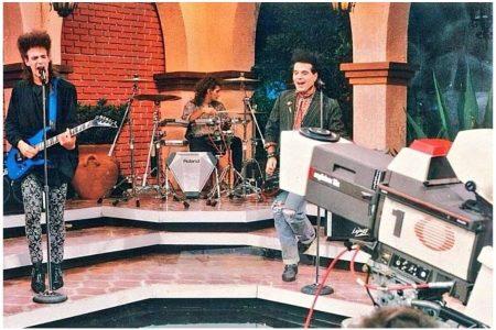 Hace 33 años, Soda Stereo apareció por primera vez en la tv mexicana