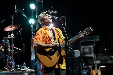 ¿Nada qué hacer? Revive el concierto de Manu Chao de cuando tocó gratis en la CDMX