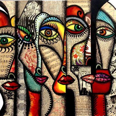 """(Relato) """"Imagino rostros"""" de José Antonio Oropeza"""