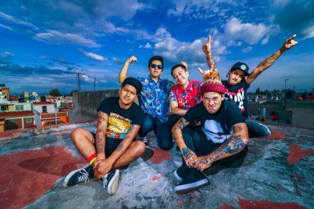 La marimba punk de Son Rompe Pera sonará este fin de semana en streaming