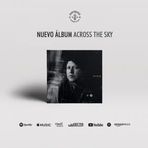 Escucha ahora 'Across The Sky', el nuevo EP de Omar Vox
