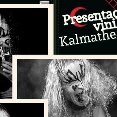El Muertho TJ presentará nuevo vinilo 'Kalmathe Satanás' vía online