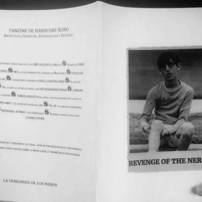 Revenge of the Nerds, un fanzine que recorre la escena noventera del hardcore