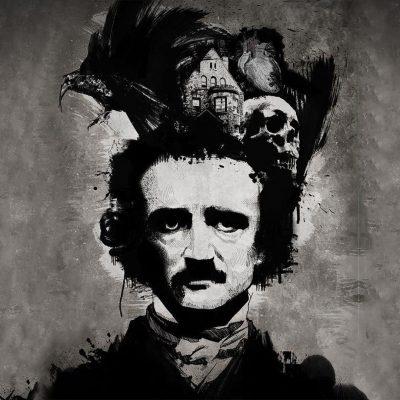 Edgar Allan Poe; El genio literario del horror