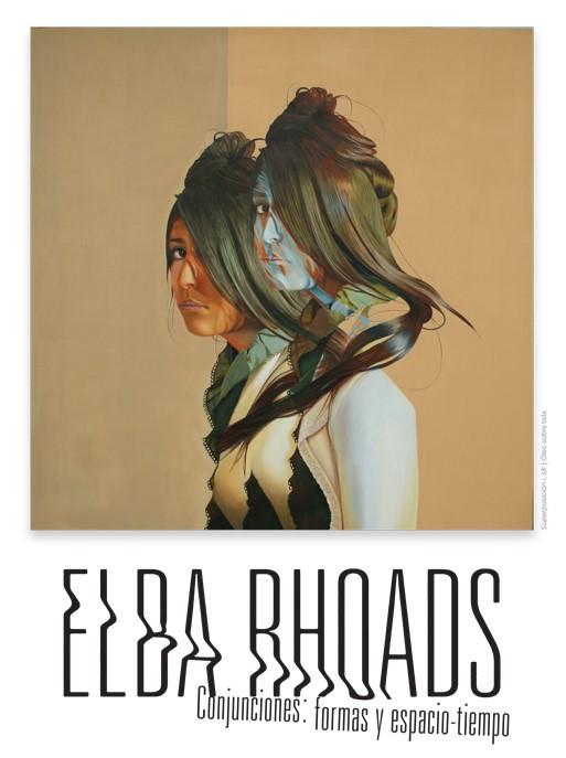 Un recorrido virtual por la expo de Elba Rhoads en el Cecut