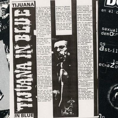 El fanzine en Tijuana, por una cultura popular autónoma