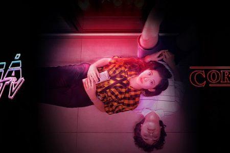 """""""Corriente"""", el sorprendente video musical inspirado en la serie 'Stranger Things'"""