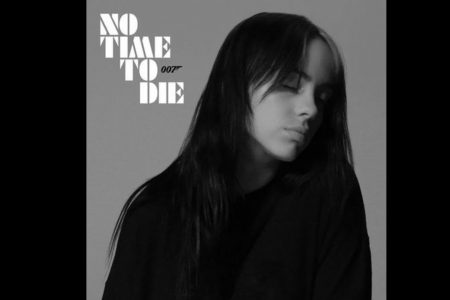 "Billie Eilish lanza video de su nuevo sencillo ""No time to die"""