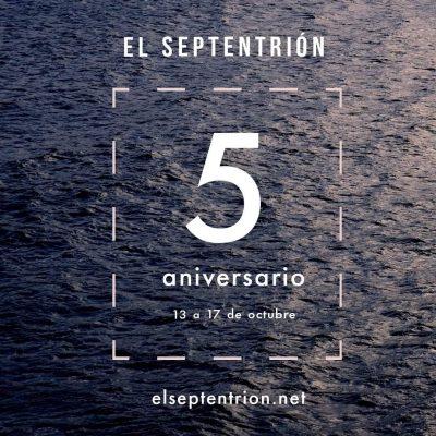 Revista El Septentrión celebrará quinto aniversario con diversas actividades literarias