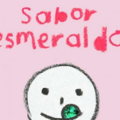 'Sabor Esmeralda', un cuento infantil ilustrado de Priscila Bisher
